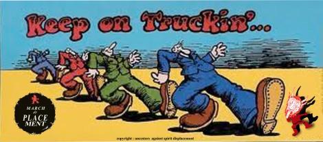 Keep on Truckin'?