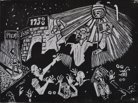 """Church of the Living Streets,"" Carl Wilson"